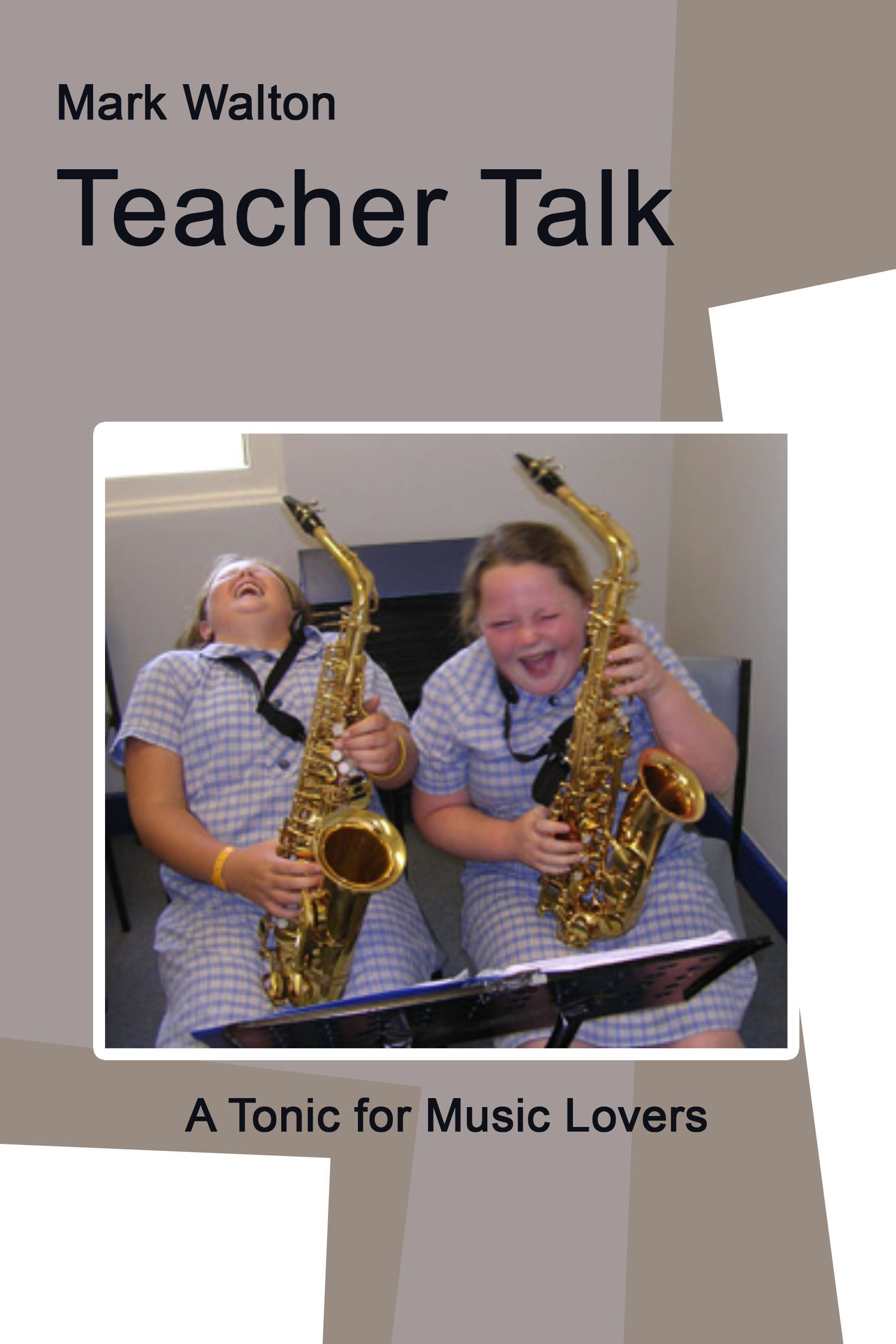 Teacher Talk Cover