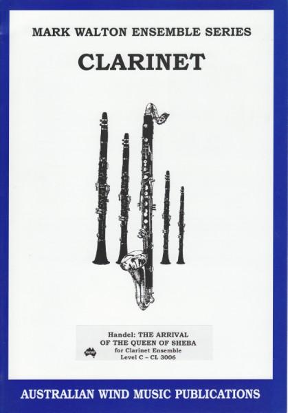 Clarinet Ensemble music