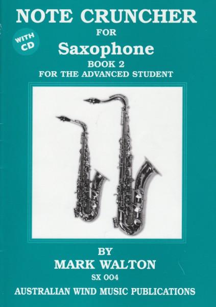 Note Cruncher for Saxophone bk 2